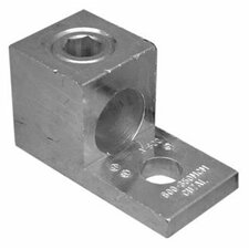 2/0 AWG One Conductor One Hole Mount Aluminum Mechanical Lug