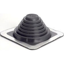 "<strong>Morris Products</strong> 1.25-3"" Master Boot Universal Roof Flashing"