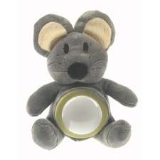 Mouse LED Night Light Plush with Push Switcher