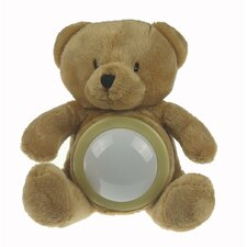 Bear LED Night Light Plush with Push Switcher