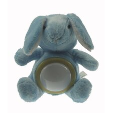 Rabbit LED Night Light Plush with Push Switcher