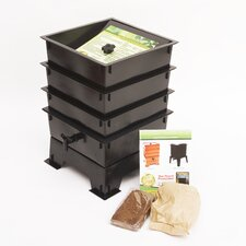 <strong>Nature's Footprint</strong> Worm Factory 3 Tray Composter