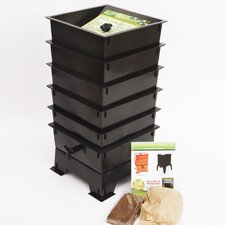 <strong>Nature's Footprint</strong> Worm Factory 5 Tray Composter