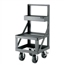 "41.5"" Advance Base Plate Cart"
