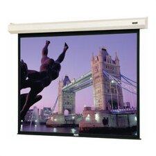 Cosmopolitan Electrol Motorized Matte White Electric Projection Screen
