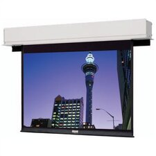 40592 Senior Electrol Motorized Projection Screen - 69 x 92""
