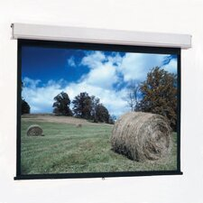 Advantage High Contrast Matte White Manual Projection Screen