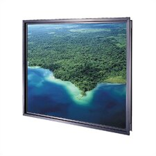 "Da-Glas Self Trimming Rear Projection Screen - 43 1/4"" x 57 3/4"" Video Format"