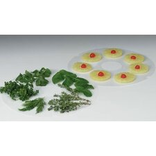 Food Dehydrator Clean-A-Screen Tray (Set of 2)