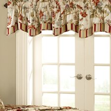 <strong>Waverly</strong> Charleston Fresh Chirp Curtain Valance