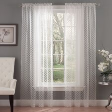 Framework Curtain Single Panel