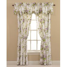 Sweet Violets Window Treatment Collection