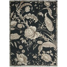<strong>Waverly</strong> WAV05: Artisanal Delight Noir Rug