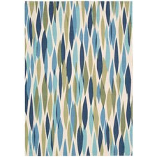 Sun N' Shade Seaglass Outdoor Rug