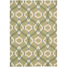 Sun N' Shade Avocado Outdoor Area Rug