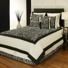 <strong>Sherry Kline</strong> Zuma 8 Piece Comforter Set