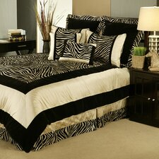 <strong>Sherry Kline</strong> Zuma 7 Piece Comforter Set