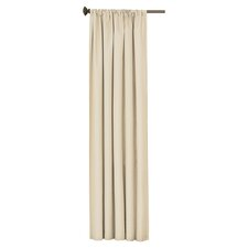 <strong>Eclipse Curtains</strong> Kendall Rod Pocket Window Curtain Single Panel