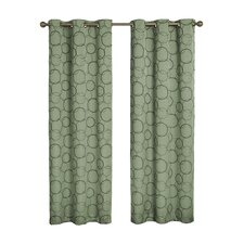 Meridian Grommet Curtain Panel