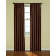 Kendall Window Curtain Single Panel