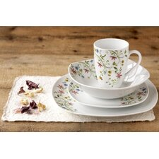 16 Pieces Country Garden Dinner Set