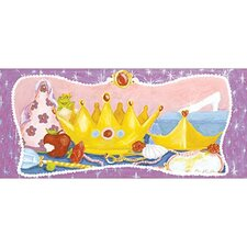 All Things Princess Canvas Art