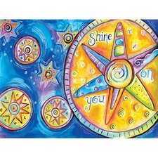 Shine On You Canvas Art