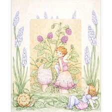 Woodland Fairies Canvas Art