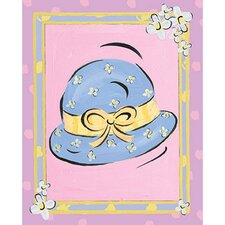 Bodacious Bonnet Canvas Art