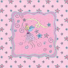 Glitter Fairy I Wall Art