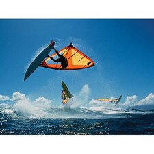 <strong>Art 4 Kids</strong> Wind Surfers Wall Art