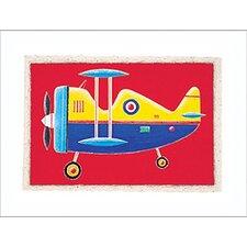 Bi Plane Canvas Art