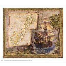 Western Atlantic I Canvas Art