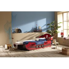 'Crazy Shark' Pirate Themed Bed Frame