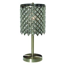 Tiara 1 Light Table Lamp