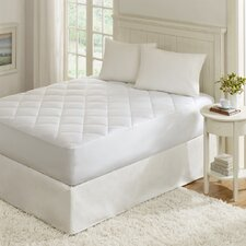 <strong>JLA Basic</strong> Ensure Quiet Nights Sateen Waterproof Mattress Pad