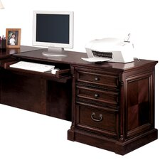 "Mount View 30"" H x 74"" W Right Desk Return"