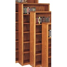 "<strong>Martin Home Furnishings</strong> Contemporary 70"" Bookcase"
