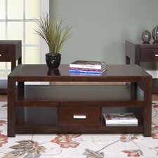 <strong>Martin Home Furnishings</strong> Carlton Entertainment Coffee Table