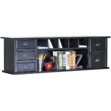 "<strong>Martin Home Furnishings</strong> Tribeca Loft 15"" H x 48' W Desk Hutch"