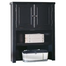 <strong>Martin Home Furnishings</strong> Tribeca Loft Hutch with Doors