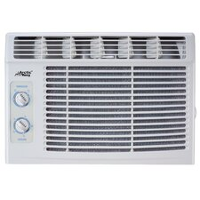 <strong>Arctic King</strong> 5,000 BTU Window Mounted Air Conditioner