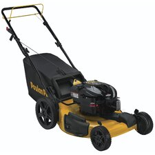 3 in 1 High Wheel Push Lawn Mower