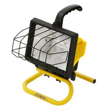 500 Watt Portable Halogen Work Light L-20