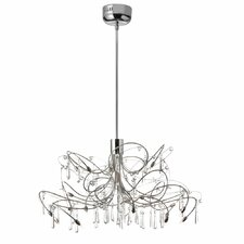 <strong>Dainolite</strong> 20 Light Crystal Chandelier