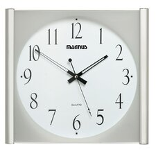 "Magnus 14"" Wall Clock"
