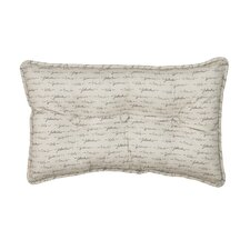 Cypress Gate Cotton Pillow