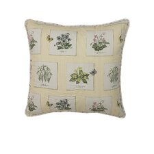 Greenhouse Cotton Pillow