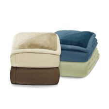 Cyprus Thinsulate Micromink Polyester Blanket