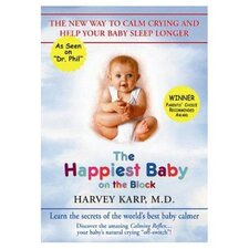 The New Way to Calm Crying and Help Your Baby Sleep Longer (DVD)